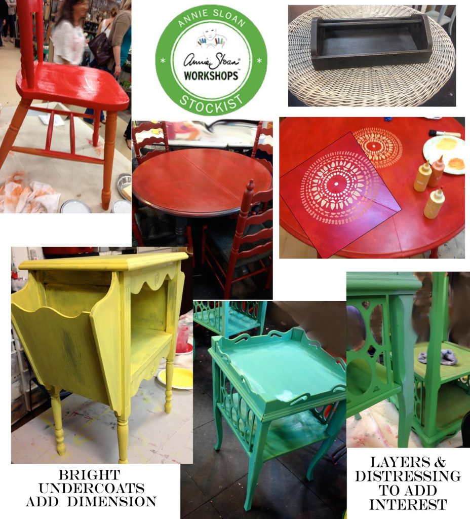 Chalk Paint By Annie Sloan Color Swatches Mrs O Leary S Mercantile